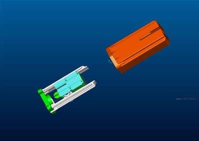 机电设计案例:对射式感应垃圾桶-成都一来通自动化